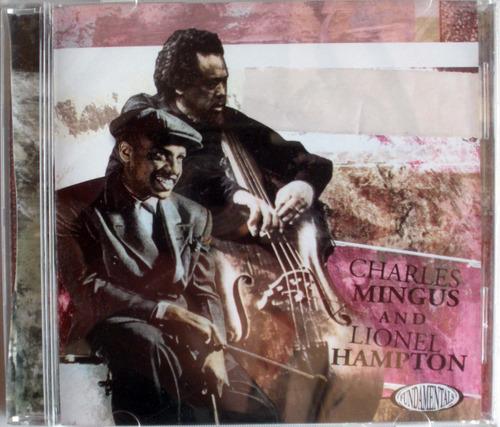 charles mingus and lionel hampton - cdpromo nacional