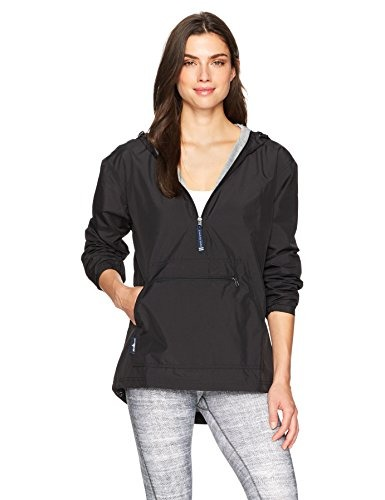 S 675 66 Charles Anorak Mujeres Apparel Negro Chatham River 1 SqYZz