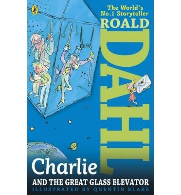 charlie and the great glass elevator - roald dahl - rincon 9