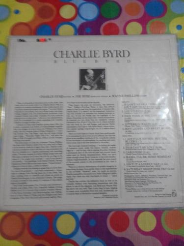 charlie byrd lp bluebyrd importado  de usa r