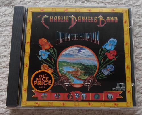 charlie daniels band - fire on the mountain ( c d ed. u s a)