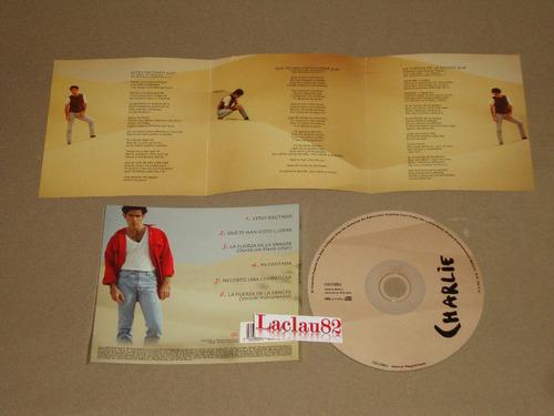 charlie debut homonimo 1996 columbia cd