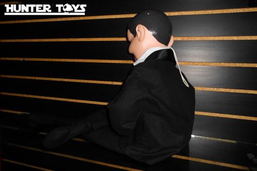 charlie mccarthy, muñeco de ventrilocuo, bergen,tel.35846340