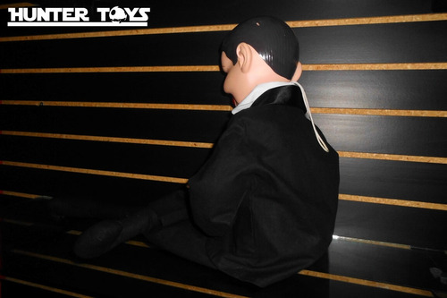 charlie mccarthy, muñeco de ventrilocuo, bergen,tel.51393109