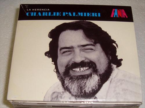 charlie palmieri la herencia cd usa