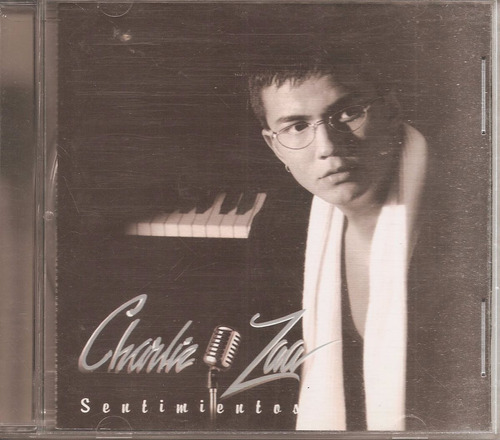 charlie zaa  - cd  original - un tesoro musical
