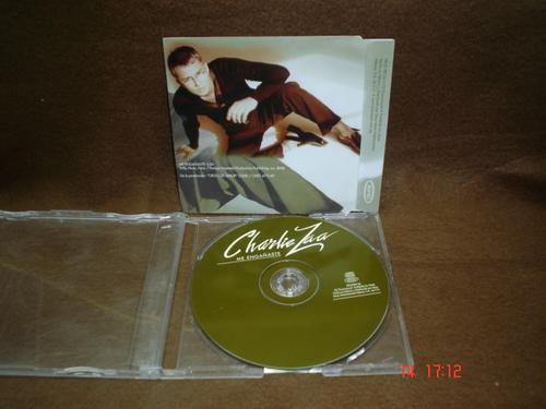 charlie zaa - cd single - me engañaste