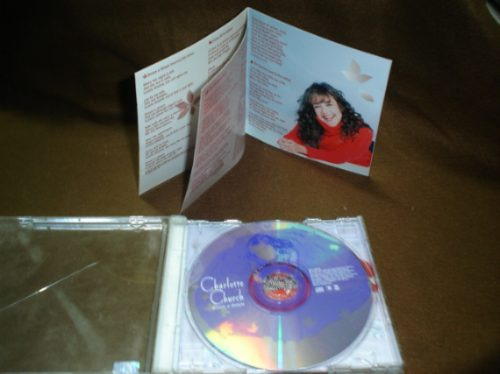 charlotte church - cd album - dream a dream  bim