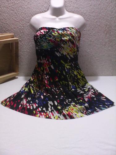 charlotte russe original vestido cortotalla s(ch) nuevo
