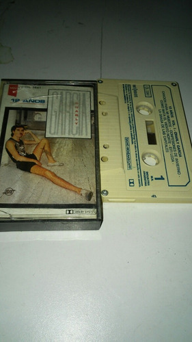 charly garcia 12 años cassette