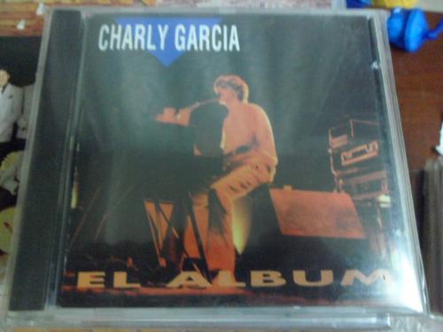 charly garcia - cd album - el album