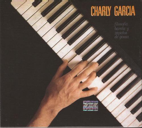 charly garcia - filosofia barata y zapatos de goma - cd