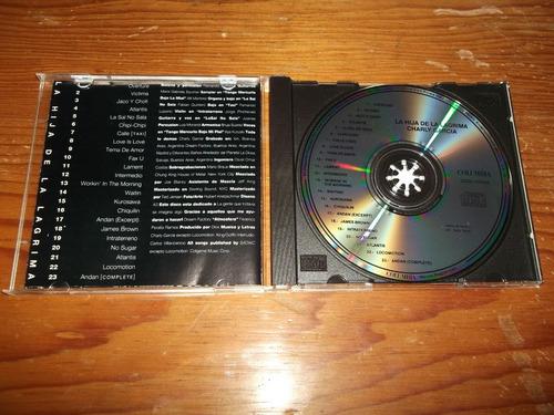charly garcia - la hija de la lagrima cd nac ed 1994 mdisk