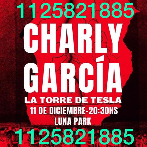 charly garcía - la torre de tesla - 11/12/2019