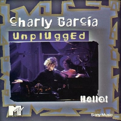 charly garcia mtv unplugged vinilo doble nuevo 2 lp