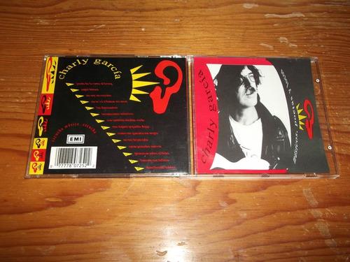 charly garcia - musicos poetas y locos cd nac ed 1991 mdisk