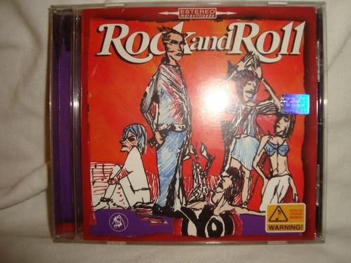 charly garcia rock and  roll yo audio cd en caballito*