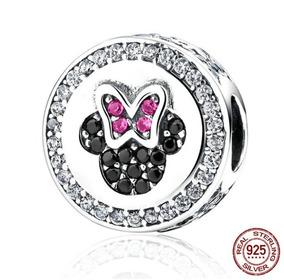 8adccf636520 Pandora De Prata (925) Do Mickey E Minnie Mouse - Joias e Relógios ...