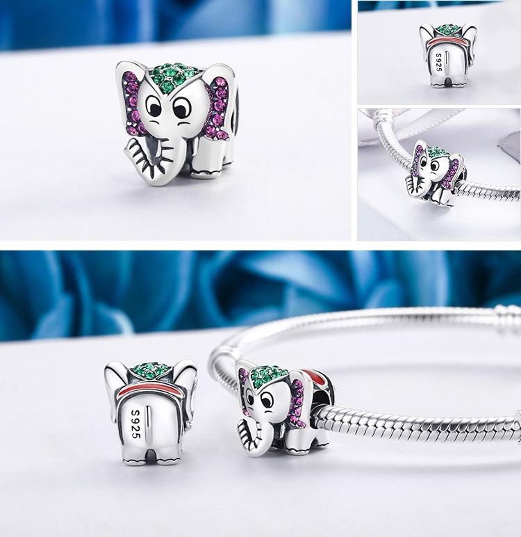 pandora charms elefantes