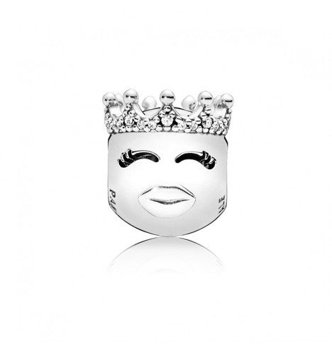 charm pandora original princesa 797143cz plata s925 ale