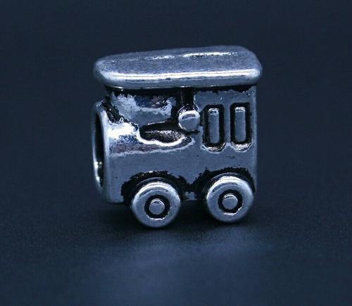 charm tren compatible pulsera pandora envío