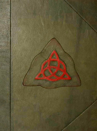 charmed book of shadow libro de las sombras replica