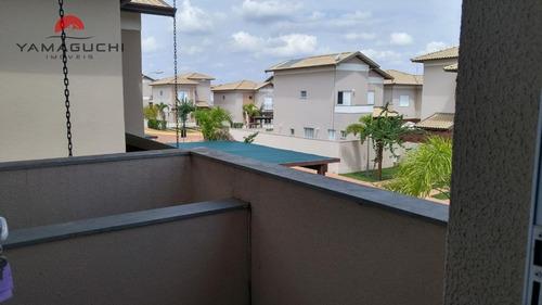 charmosa casa residencial para venda com 120m² no condomínio