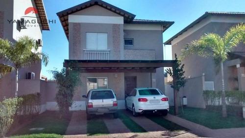 charmosa casa residencial para venda com 120m² no condomínio sunset boulevard, - codigo: ca0018 - ca0018