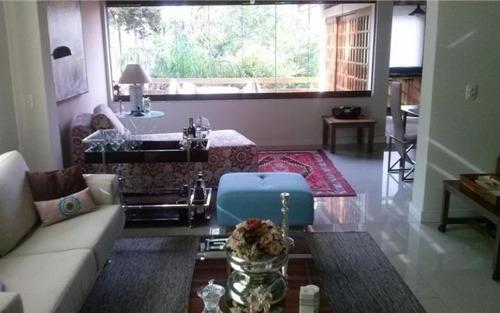 charmosa casa residencial à venda, real parque, são paulo - ca0220.