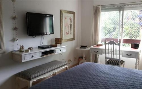 charmoso apartamento, repleto de armários , para venda e locação, morumbi, são paulo - ap1822.