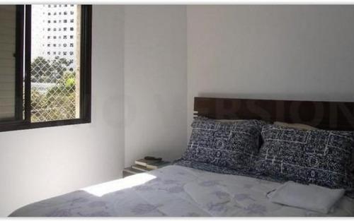 charmoso apartamento residencial à venda, vila andrade, são paulo.