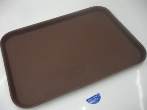 charola fibra de vidrio charola c/antiderrapante 40 x 56