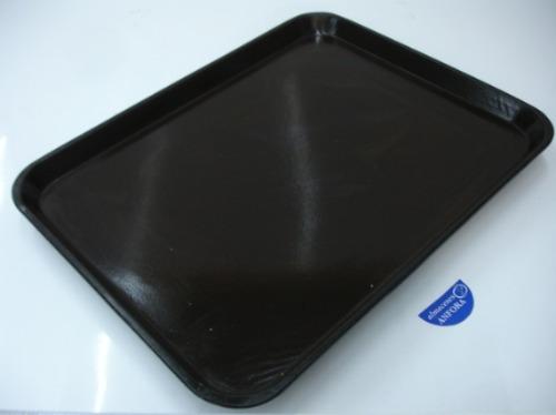 charola fibra de vidrio charola s/corcho 35 x 46