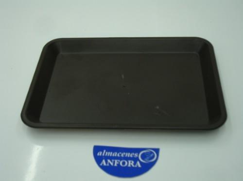 charola fibra de vidrio propinera s/c plastico