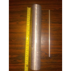 Charrasca Gaitera En Aluminio