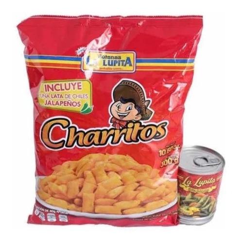charritos con chile