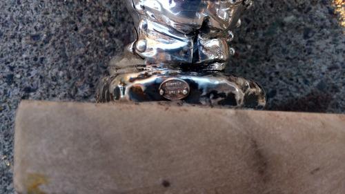 charro mexicano antiguo de plata 925
