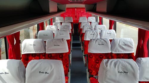 charter y alquiler omnibus minibus combis servicio ejecutivo