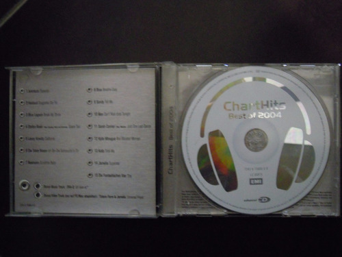 charthits cd best of 2004 video track tiziano fer & jamelia