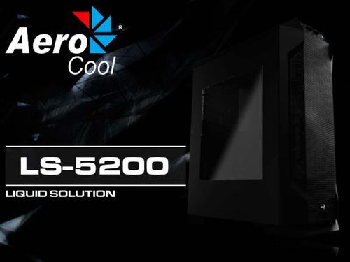 chasis aerocool ls-5200 black 4713105958317