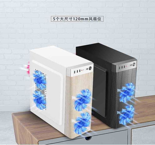 chasis, carcasa de computadora segotep harmony - w