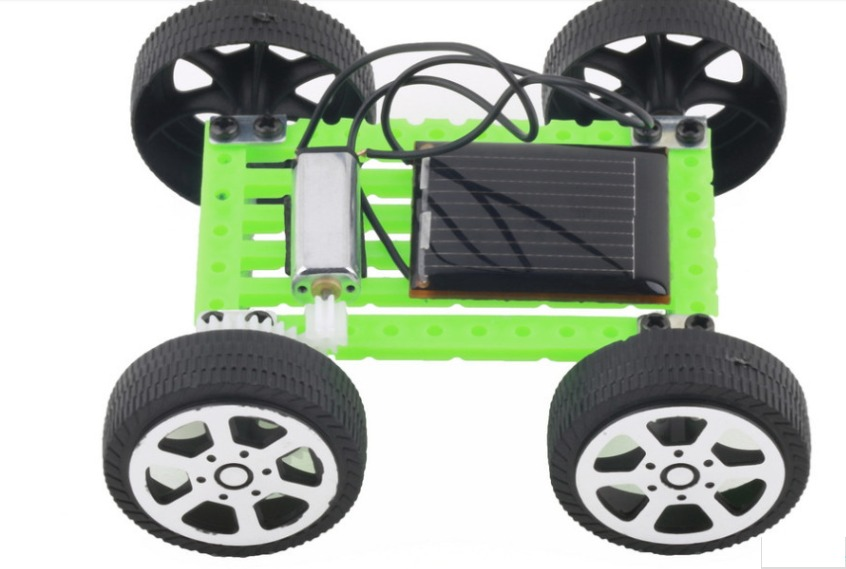 Chasis Carrito Solar Kit Educativo P/armar !envio Gratis! - $ 180.00 ...