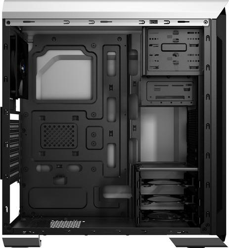 chasis / case / torre aerocool color blanco