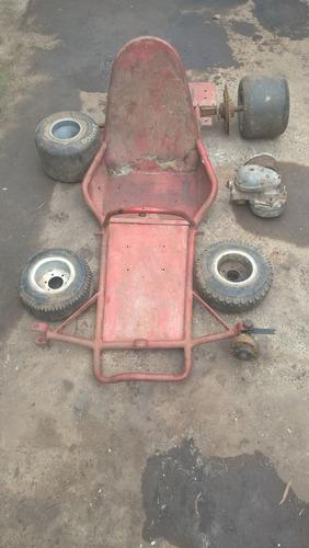 chasis casero de kartings