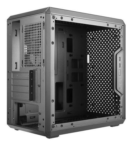 chasis cooler master box q300l con fuente de 500w elite v3