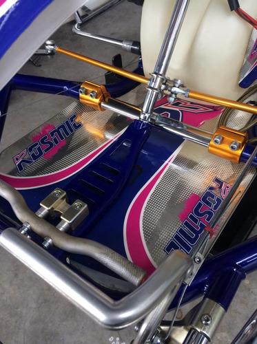 chasis de karting kosmic sin motor!!! caño 32