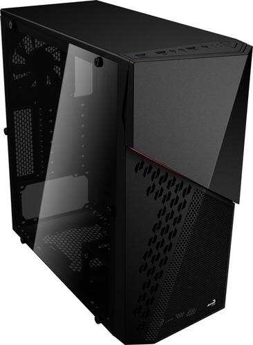 chasis gabinete caja aerocool cyber x advance