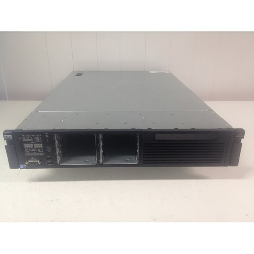 chasis hp proliant dl380 g6con backplane para discos