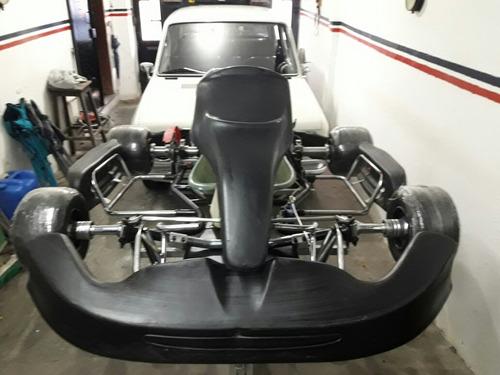 chasis karting m101
