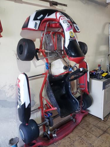 chasis karting m101 solo hobby sin motor